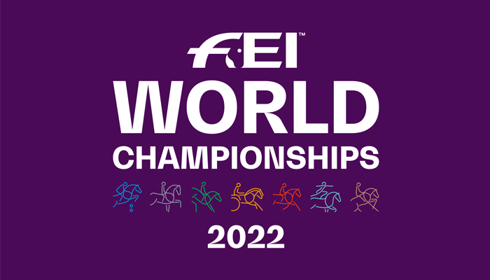 FEI World Champioships logo